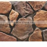 artificial live rock landscaping panel