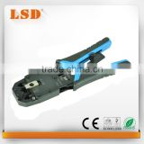 China wholesale LT-200R network crimping tool network cable cutting tool rj10/11/12 Modular plug connector RJ45 crimping tool