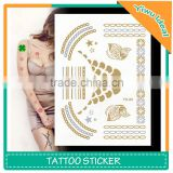 Jewelry Water Based Metallic Temporary Tattoo Adhesive