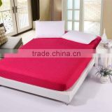 Hot Sale Top Quality Best Price Yarn Dyed Chenille Quilted Waterproof Mattress Cover