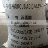 Phosphorous acid factory industry grade with best price /cas no 13598-36-2