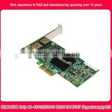 intel 9402PT 10/100/1000M server RJ45 2 port pci lan card