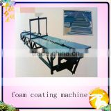 New type Cement foam coating machine for EPS foam buildings for sale