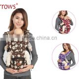 Cotton Softtextile Sling Baby Carrier Hipseat/ Fashion Strentchy Baby Wrap Ring Suppliers