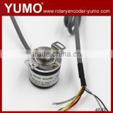 IHC3806 China Bore Optical Encoder price optical dc motor hollow shaft incremental rotary encoder h.264 iptv encoder