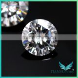 lab grown diamonds D E F color 3.0ct round cut loose moissanite stones