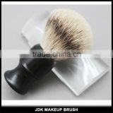 Red Narra wooden handle shave brush silvertip badger beard high quality shaving brushes kit