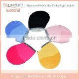 BP-SK1068 Face Beauty Facial Massager Rechargeable Silicone Facial Brush , Facial Cosmetic Cleaner