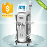 Super combination, Multi-function machine, Laser SHR IPL epilator laser home laser hair removal