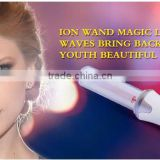 China supplier body exfoliant ion skin rejuvenation wand for anti wrinkle