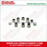 Needle Bearing HK0808 08x12x08 / Drawn Cup Caged Needle Roller Bearings With Open End