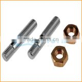 Factory direct sales high quality round ball head stud bolt