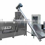 single-screw extruder/snack pellet extruder/pasta/macaroni extruder/pet dog chewing extruder