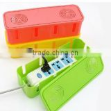 2014 Fashion Patch Board Cable Tidy Wiring Organizer Cable Box