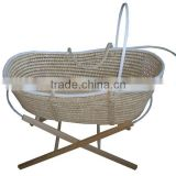 Doll moses basket And Folding Stand,child basket