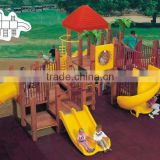 corrosion-proof scentedwood wooden outdoor playground/outdoor playground set/children outdoor playground