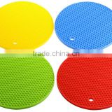 Silicone Pot Holder,Baking Gadget Kitchen heat Resistant Hot Table Mat