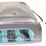 New Air Nail Machine 3 tubes 36W UV Lamp With Timer Set