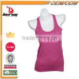 Comfort & Breathable Organic Women Yoga Clothes with Custom Printing