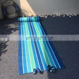 Outside Foldable Beach Mat With Pillow