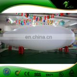 Hongyi Custom Made Zeppelin Dirigible , Inflatable Remote Control Zeppelin , RC Zeppelin