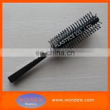 Round brushes hair for styling and curling hair