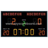 Water Polo Electronic Scoreboard