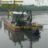 Large Capacity 200mm Oil Tank Plain Suction Dredger