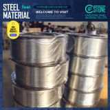 Pure zinc wire for thermal spray coating
