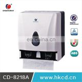 Bathroom Accessories N Fold Tissue Paper Hand Towel Dispenser Cheap Hotel Plastic Waterproof Rolling Toilet Tissue Paper