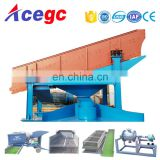 Mining/coal/construction using circular/linear vibrating screen equipment