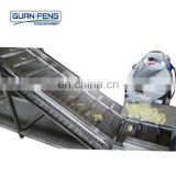 Automatic continuous frying machine potato fryer