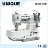 GK562-01CB Pegasus W500 basic model flat-bed interlock sewing machine price competitive                                                                         Quality Choice
