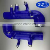 water intercooler silicone hose/Heat-resistant Rubber Hose/Silicone Induction Intake Hose