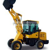 wheel loader ZL15 from factory low price high performance mini tractors with front end loader