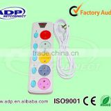 New style wholesale European power socket with individual switch