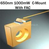 650nm 1000mW 1W Laser Diodes C-Mount package with FAC' on the China Supplier