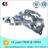 Custom embroidery patch custom camo printing logo 100% cotton cheap custom camo baseball cap wholesale