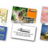 popular business card pringting/ prefessional card printing&low cost card pringting service