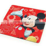 sublimation mouse pad, custom cloth rubber mouse pad, laptop mouse pad