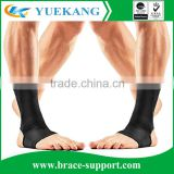 Copper Nylon Ankle Sleeve for Cycling/Hiking, Customized Sport Compression Sock