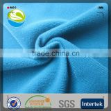 cheap brushed adhesive velvet fabric