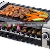 Big sales Home use low price electric grill & hot dog rollers for barbeque