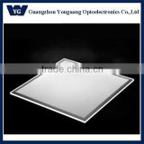3mm/4mm/5mm/6mm Silk Screen Printing acrylic LED Light Guide Panel for led panel light & led advertiting light box