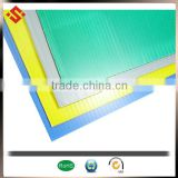 custom cutting pp plastic corrugated sheet 3mm thick corrugated tree guard for tree protect