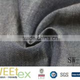 GOOD QUALITY COTTON YARN DYED DENIM FABRIC                                                                                         Most Popular