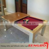Multifunction functions pool billiard table manufacturers on hot sale