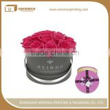 Hot selling cylinder container with lid