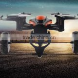 3 in 1 UAV 2.4Ghz rc hover drone ground drive aquatic drive sky flight quadcopter helicopter drone