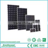 EverExceed High Quality 156*156 Monocrystalline 300w Solar Panel price with manufacturers in China                                                                         Quality Choice